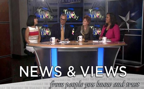 Pilar Alessandra - Texas Daily Interview