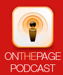 Listen to OnThePage Podcast on iTunes